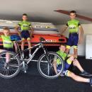 Бронза чемпионата и первенства СФО по велоспорту-трек у бердчан