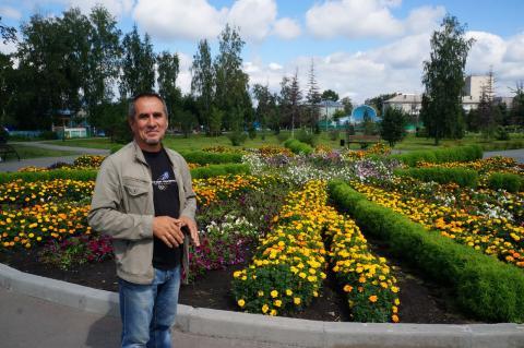 Народная акция «Посади дерево» в парке Бердска стартует 26 сентября