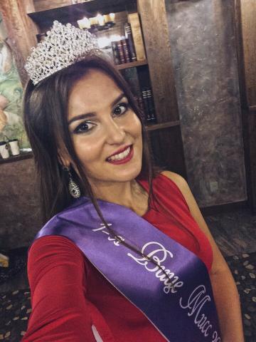 В областном конкурсе «Мисс ЗОЖ» призовое место завоевала бердчанка