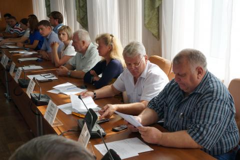 28 сентября состоится сессия горсовета Бердска