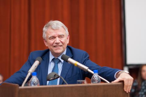 Академик Валентин Пармон стал новым председателем СО РАН