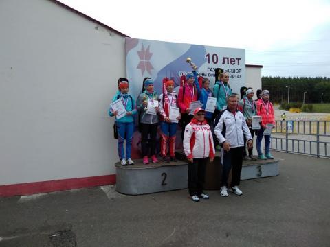 В Первенстве России по летнему биатлону победила бердчанка
