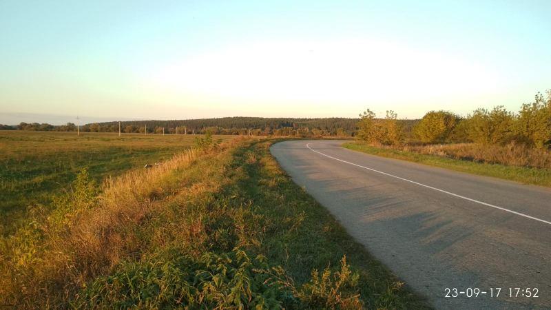 Смертельное ДТП в Ряжском районе — погиб водитель скутера