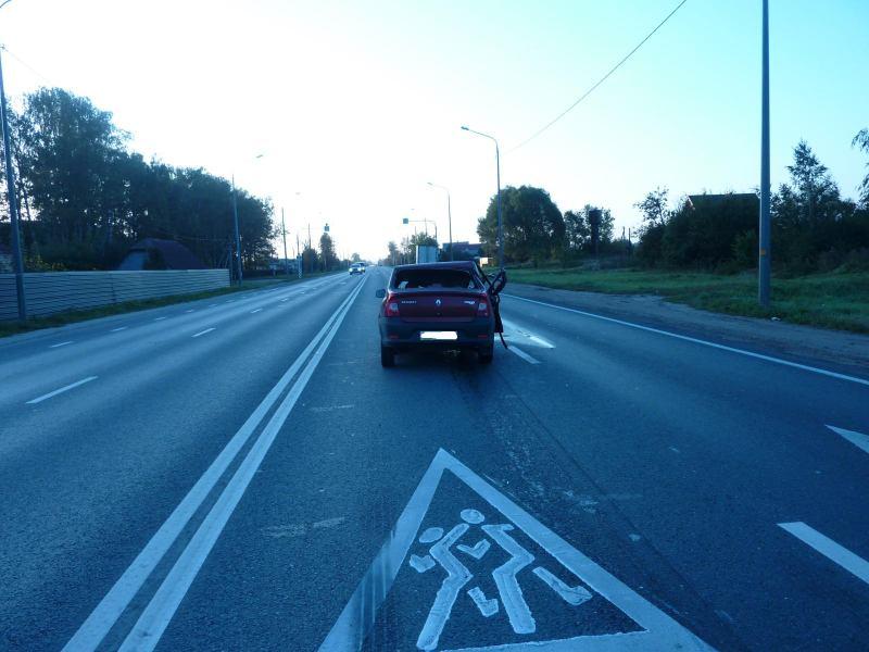 В ДТП на трассе М-5 пострадала 34-летняя рязанка