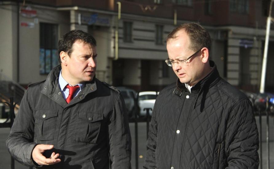 Сергей Карабасов поручил наладить работу парковки у ЖД вокзала «Рязань-1»