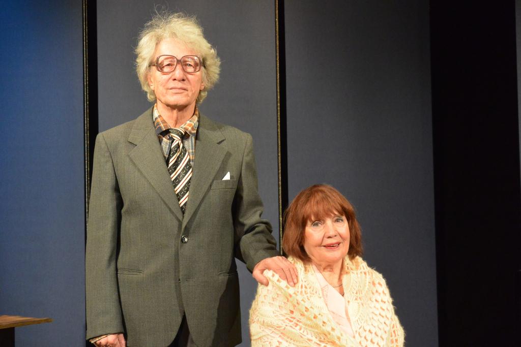 Актеры драмеатра, живущие в браке 55 лет, вместе сыграют в комедии
