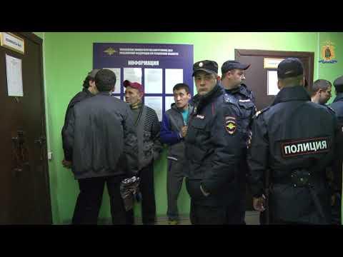 Из Рязани депортировали пятерых иностранцев