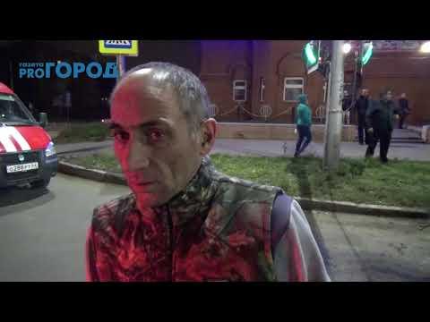 Водитель перевернувшейся в Рязани маршрутки рассказал, как произошло ДТП