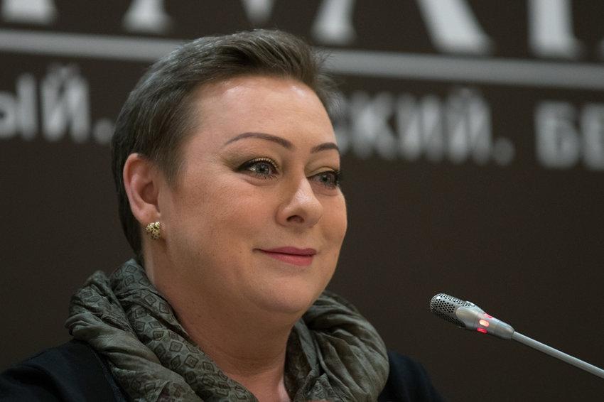 Мария Аронова прокомментировала слухи о своем недуге