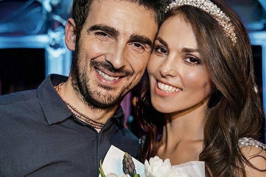 35-летняя Сати Казанова стала женой итальянца