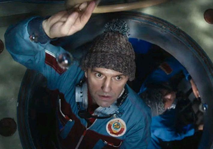 Владимир Вдовиченков рассказал, как трудно ему дались съемки в «Салют-7»