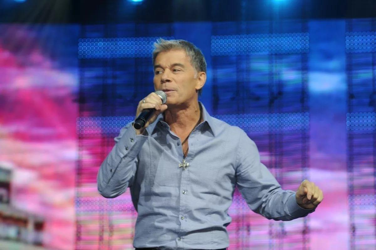 Бэк-вокалистка Газманова рассказала о романе с ним
