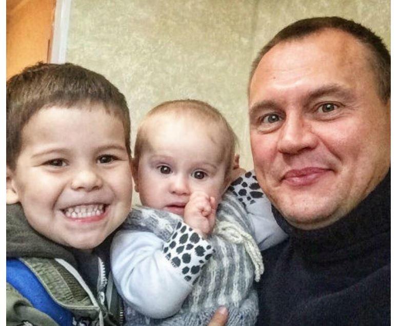 Старший сын Степана Меньщикова был рожден от другого мужчины