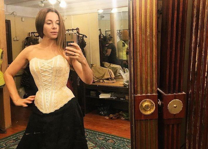 Екатерина Гусева назвала причину своего изнеможденного вида
