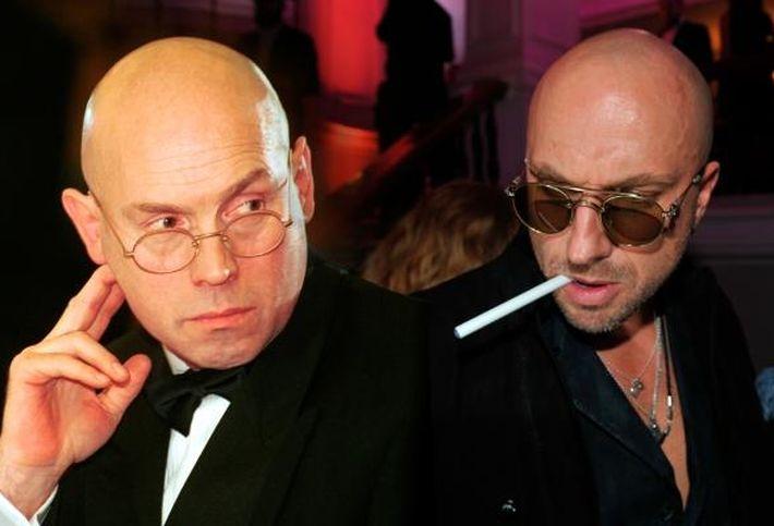 Виктор Сухоруков считает Дмитрия Нагиева высокомерным эгоистом