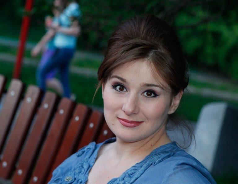 Похудевшая Юлия Куварзина держит строгую диету