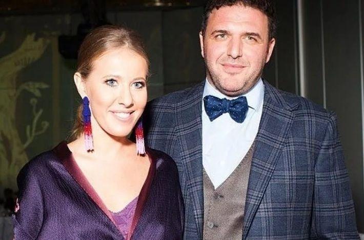 Ксения Собчак защищает мужа от злобных хейтеров