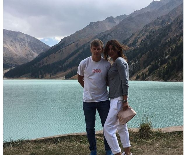 Андрея Аршавина бросила супруга