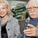 Жена Армена Джигарханяна грозится уволить его из театра