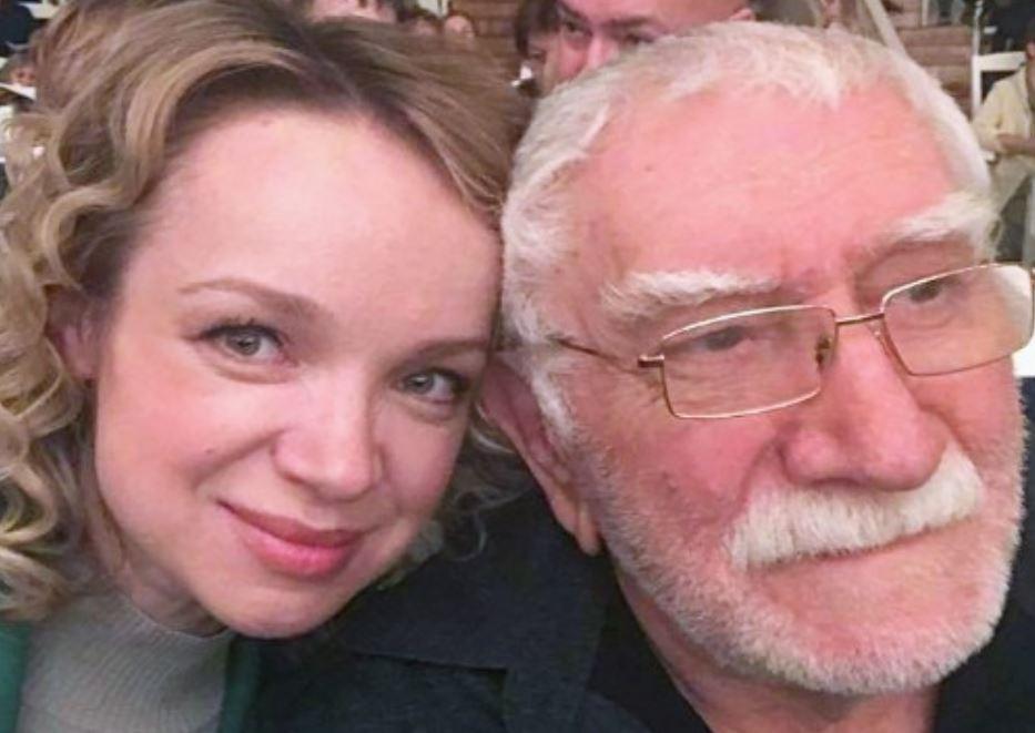 Джигарханян сообщил о побеге молодой супруги на Украину