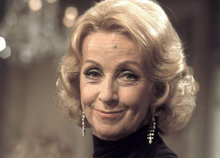Во Франции в возрасте 100 лет умерла известная актриса