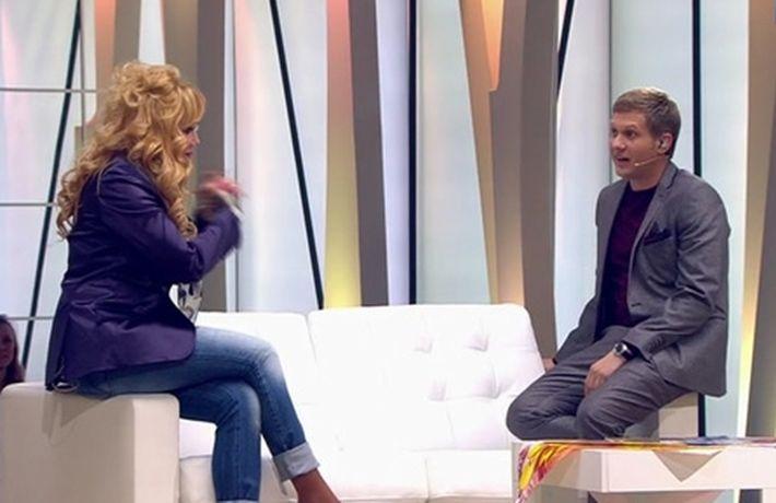 Борис Корчевников признался, что боится Машу Распутину