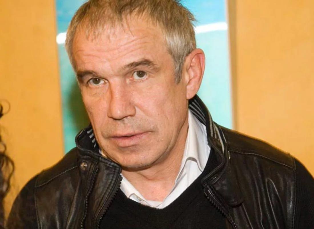 Актер Сергей Гармаш выбросился из окна пятого этажа