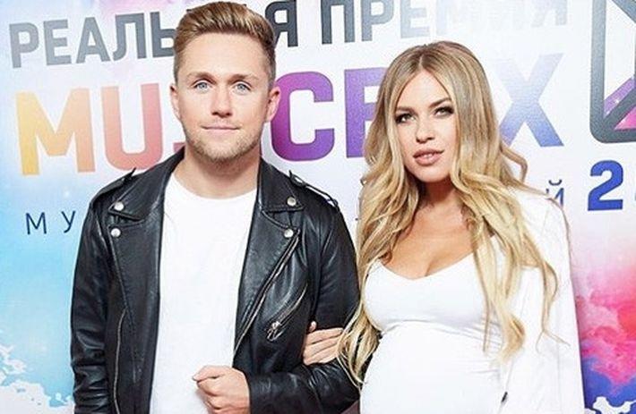 Рита Дакота и Влад Соколовский стали родителями