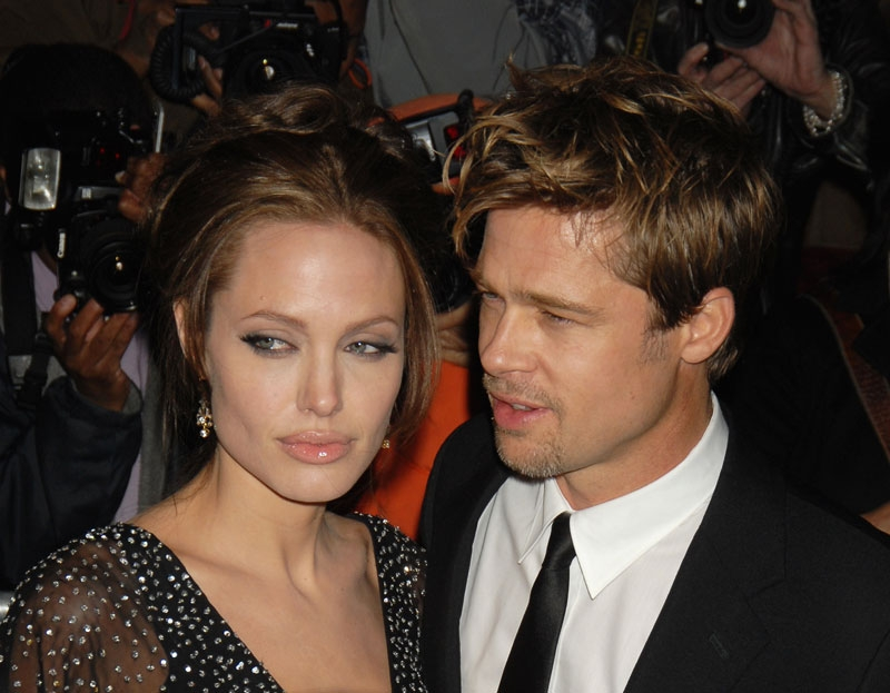 Брэд Питт назвал семейную жизнь с Джоли «12 лет ада»