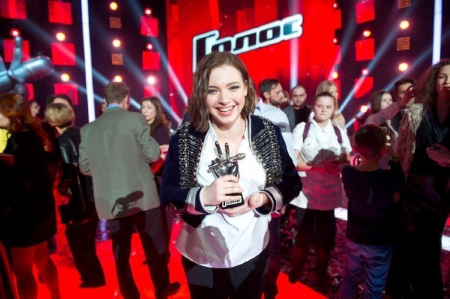 Победительница шоу «Голос» снимается в новом сериале