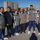 11 бердчан отправились на всемирный фестиваль в Сочи