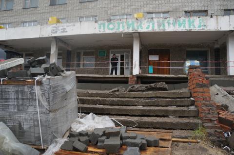 Капремонт в МСЧ-129 в Бердске идёт по графику