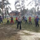 Спортивный праздник для молодых душой бердчан
