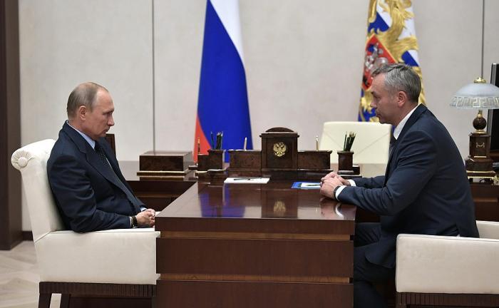 Мэр Вологды Травников назначен и.о. губернатора Новосибирской области