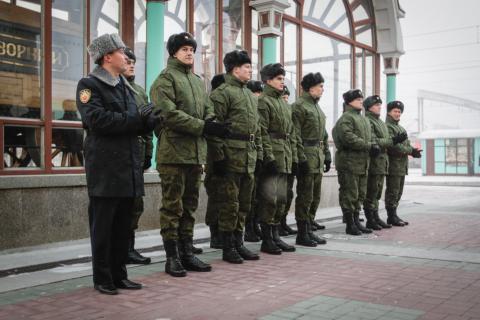 В армию за осенний призыв отправлены уже 17 бердчан