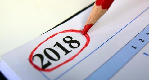 Как отдыхаем в 2018 году? Утвержден производственный календарь