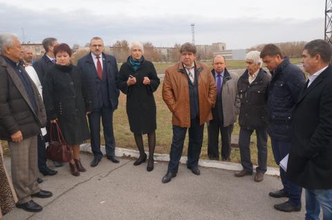 Власть Бердска хочет построить региональный спорткомплекс, школу и детсад