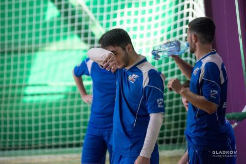 Победителем бердского дерби по мини-футболу стал «Джокер»