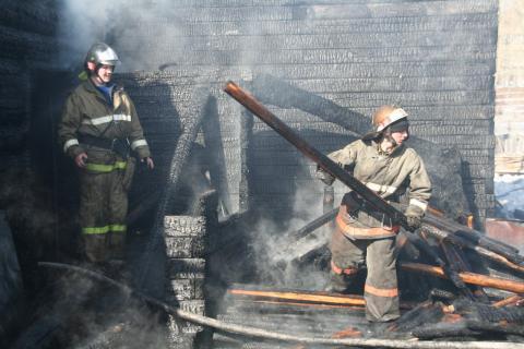 С начала года в Бердске произошло 57 пожаров