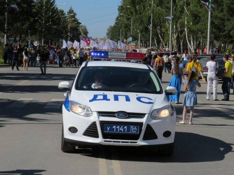 Водители Бердска смогут предъявить еОСАГО, распечатанный на бумаге