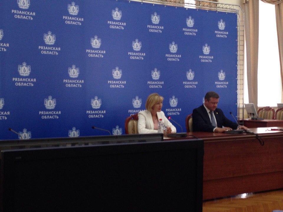 Pro Город ведет текстовую трансляцию с пресс-конференции Николая Любимова