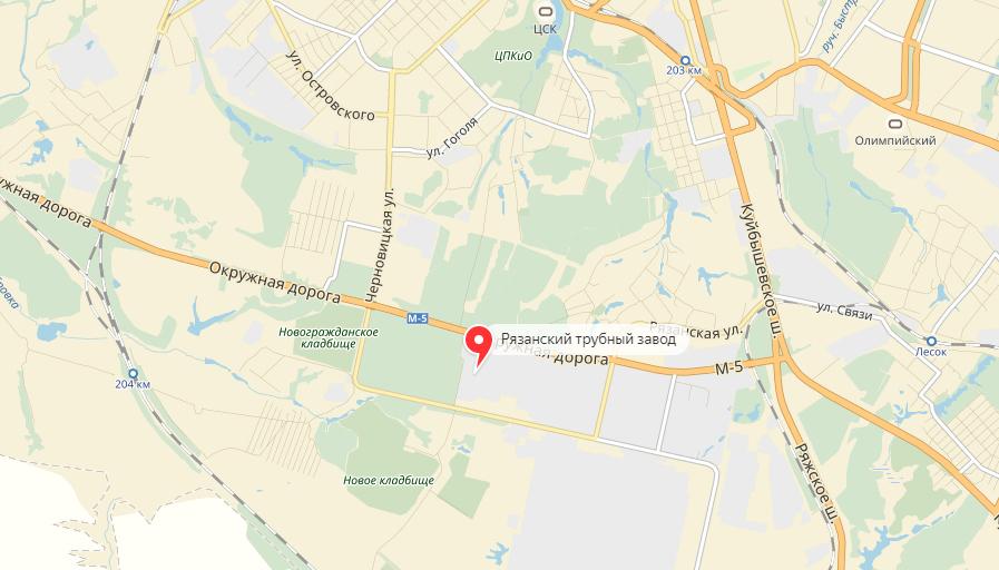 Руины дорог возле трубного завода поразили рязанца – видео
