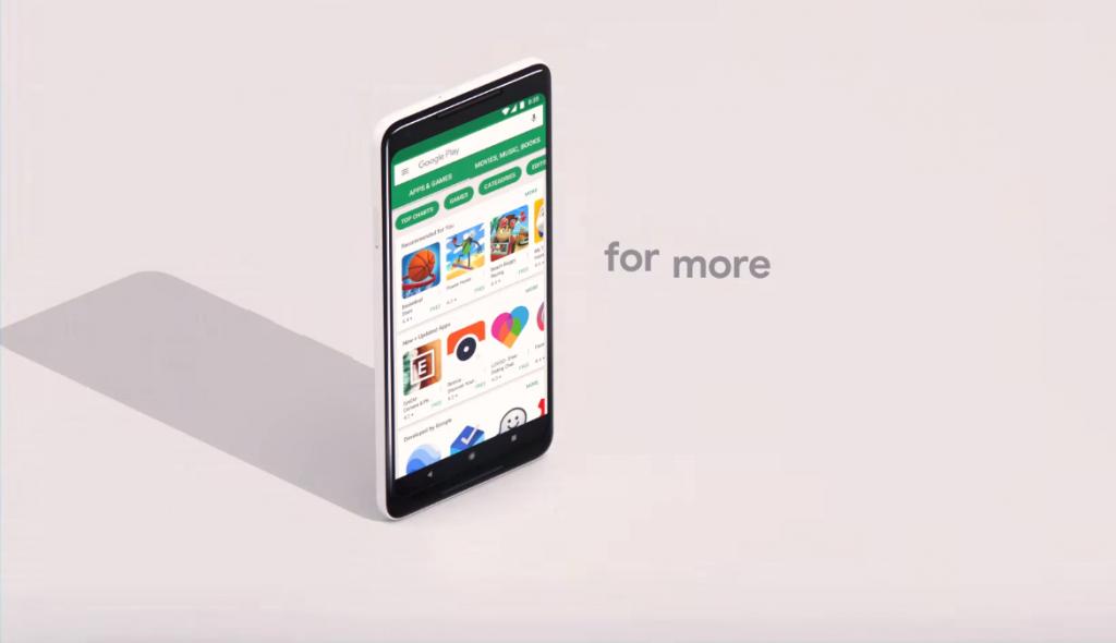 Все самое интересное о новом флагманском смартфоне от Google