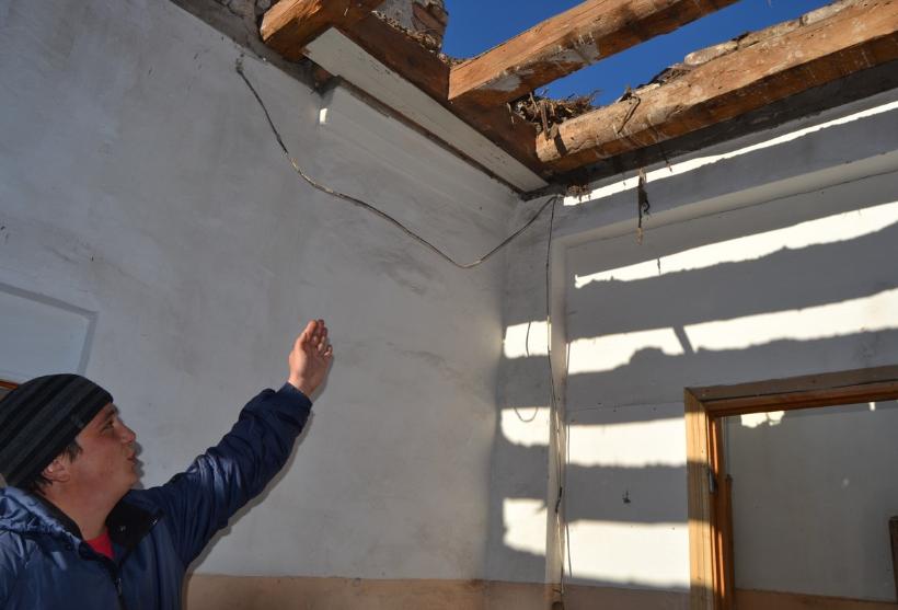 В школе под Рязанью нашли иконы, спрятанные там 79 лет назад