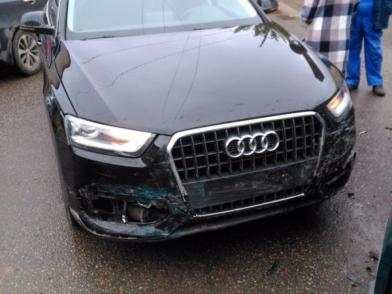 В ДТП на улице Гоголя в Рязани пострадала 16-летняя школьница