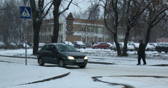 ГИБДД Рязанской области объявила о необходимости перехода на зимние шины