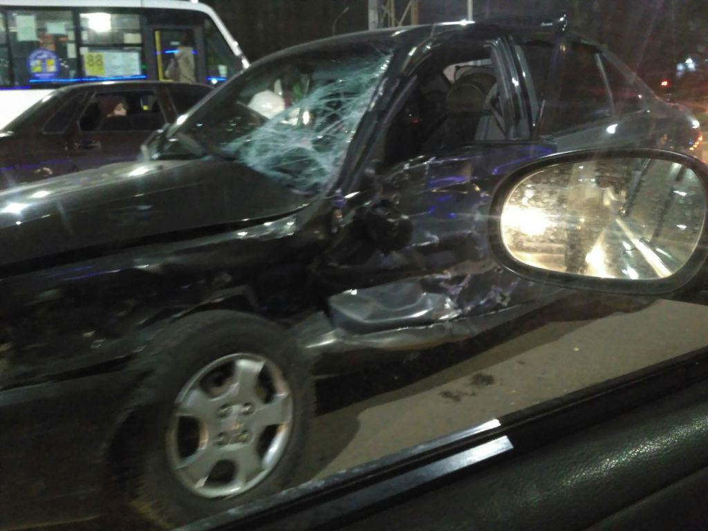 В страшном ДТП в центре Рязани пострадали 16 человек