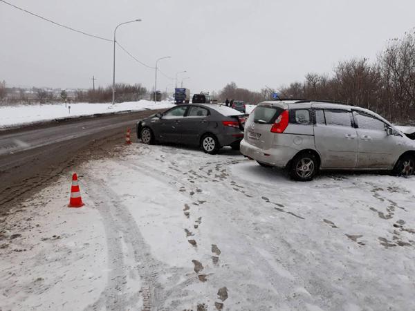 Четыре человека пострадали в результате ДТП в Шацком районе