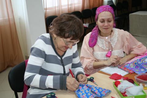 Семь направлений школы ремёсел откроются для бердских рукодельниц