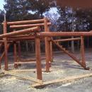 В Искитиме появилась новая детская площадка
